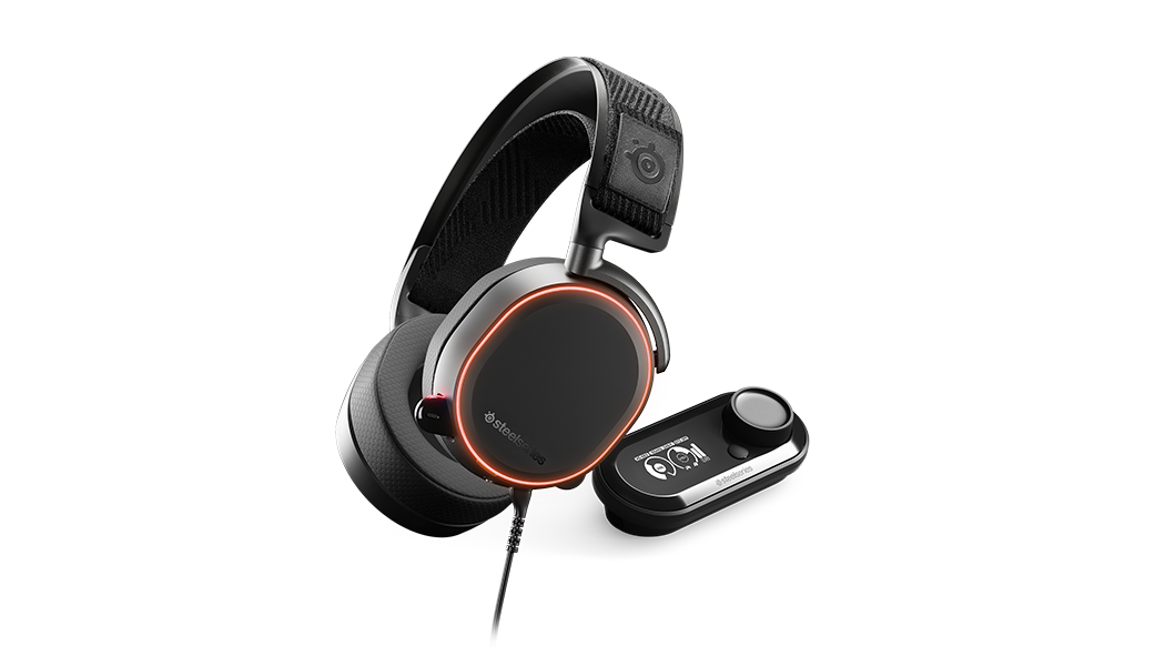 Gaming Headphones With Dac
