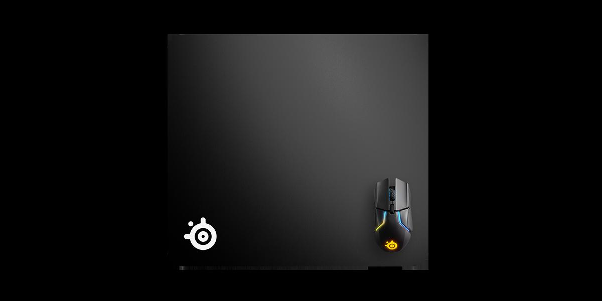 SteelSeries QcK 布質滑鼠墊 - Large