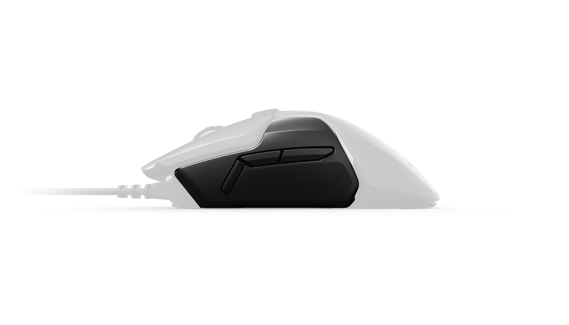 Rival 600 Seitenteile, links