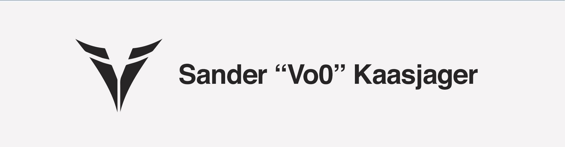 "Sander ""Vo0"" Kaasjager"