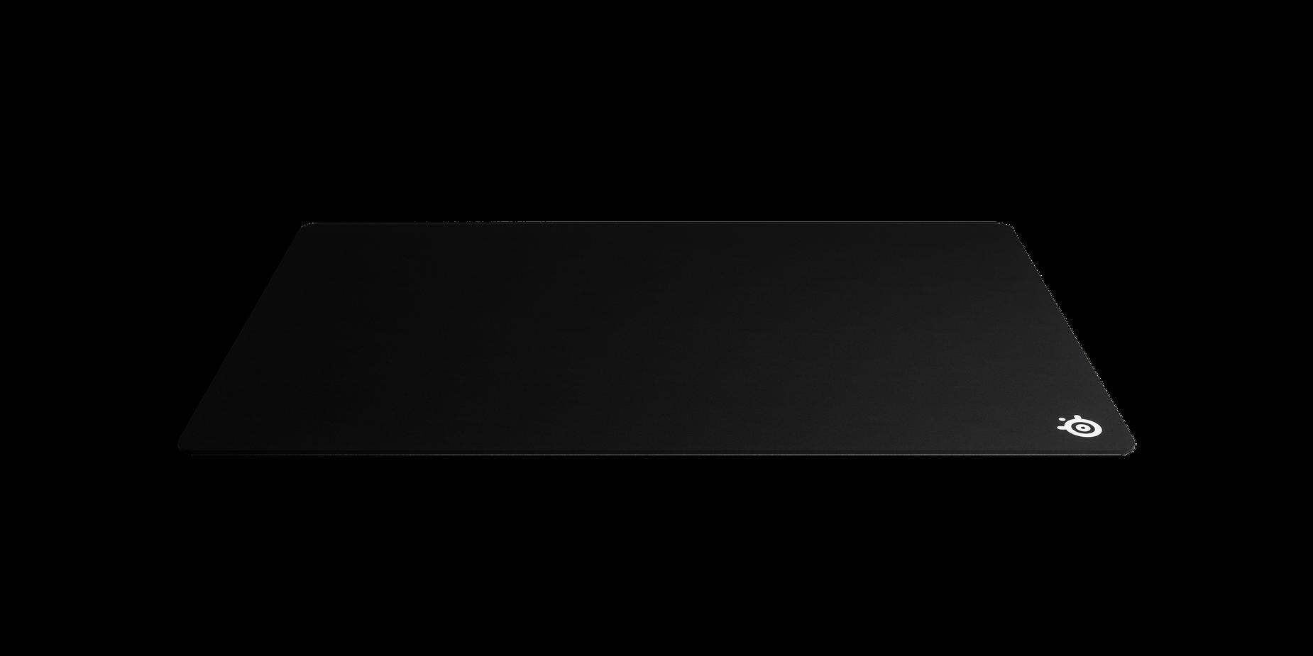 奥行を見せるために正面のアングルから写したマウスパッドの画像