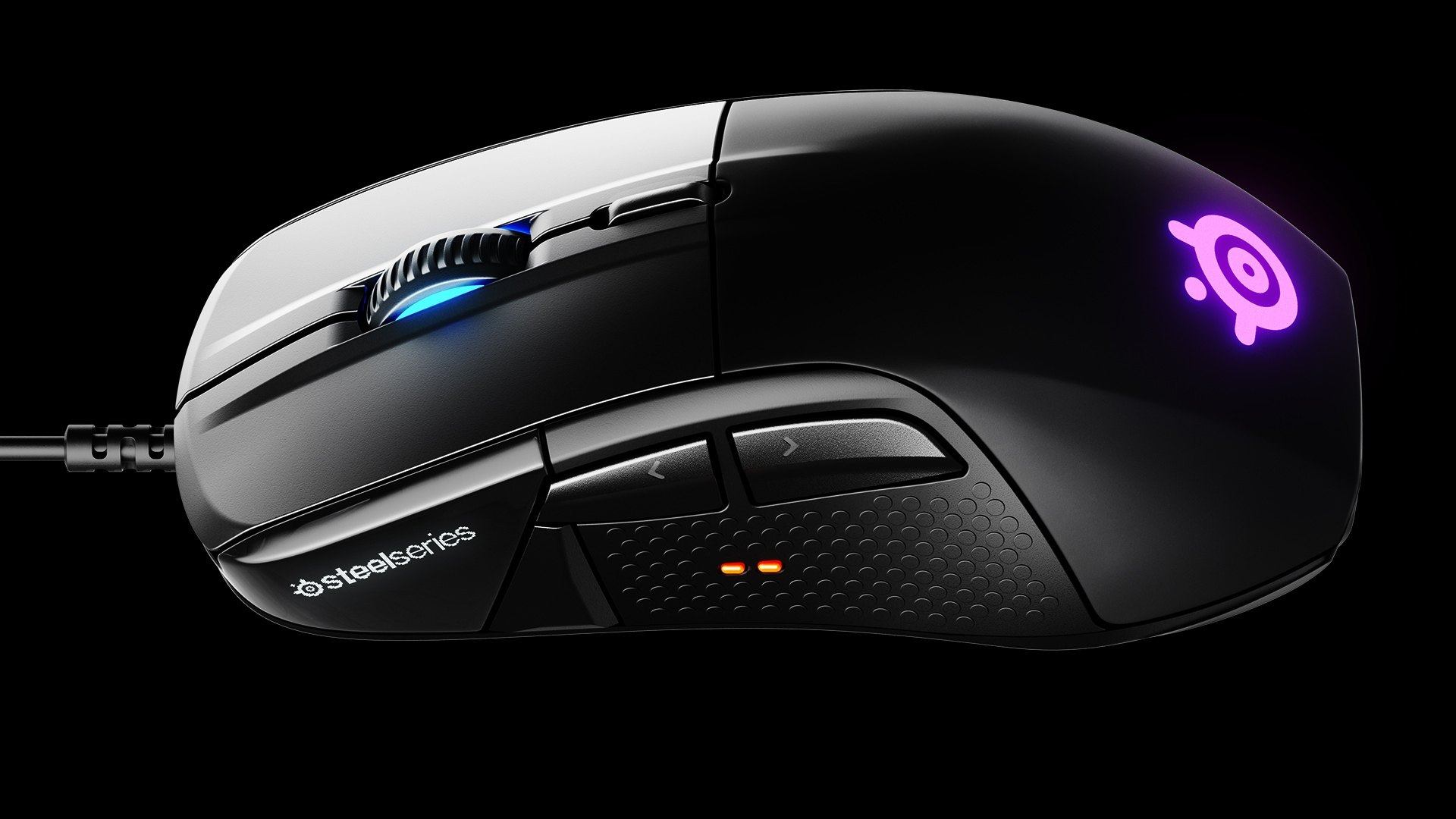 5d5fba4787e Rival 710 Gaming Mouse - Tactile Alerts and OLED Display | SteelSeries