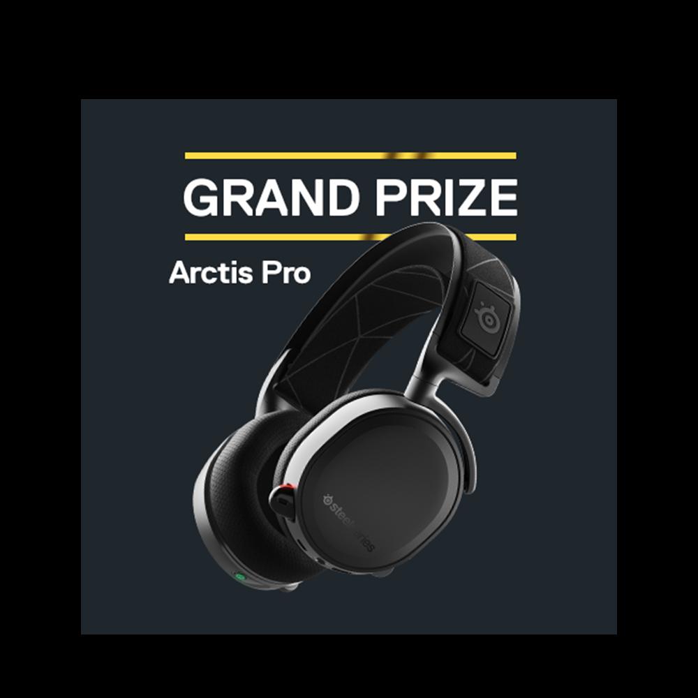 Prize, Arctis 7