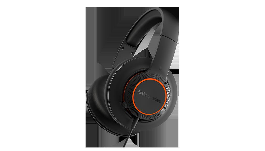 Casque Audio De Gaming L 233 Ger Avec Un C 226 Ble 3 5 Mm Siberia
