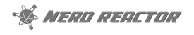 Логотип Nerd Reactor