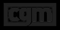 CGMのロゴ