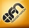Fragged Nation logo