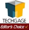 Tech Gageのロゴ