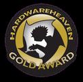 HardwareHeaven Gold Logo